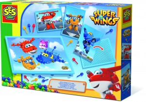 Tablica do układania mozaiek  Super Wings